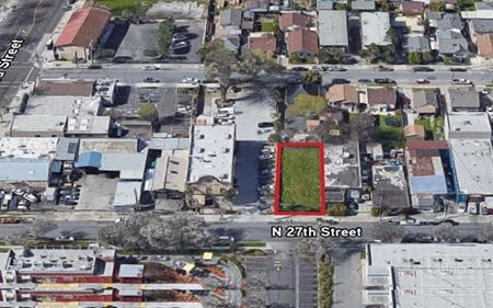 LAND  FOR LEASE - San Jose