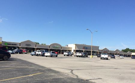 WALKER SQUARE SHOPPING CENTER - Oklahoma City