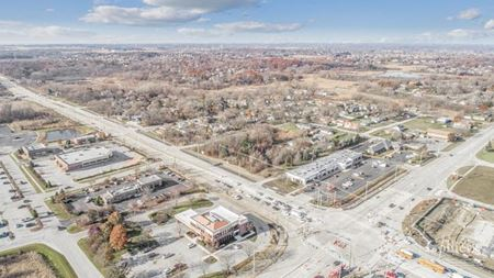 11240 159th Street - 1.93 Acre Land Site | For Sale or Lease - Orland Park
