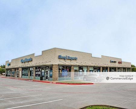 Rockwall Crossing Shopping Center - Rockwall