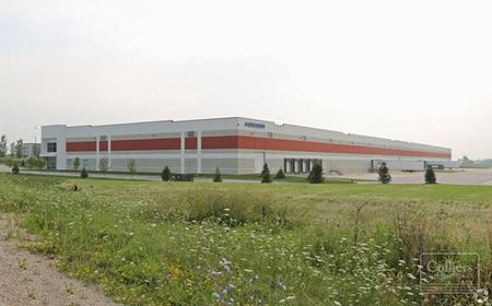 Flex/Industrial Space in Mount Pleasant | 13315 Globe Drive - Mount Pleasant