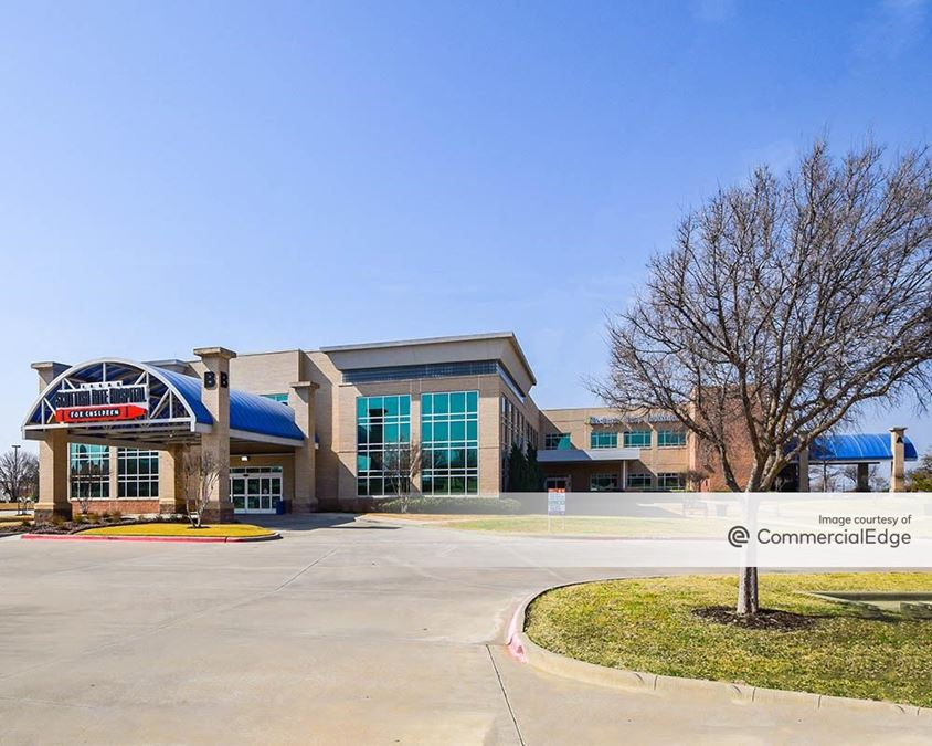 Plano Pediatric Medical Pavilion