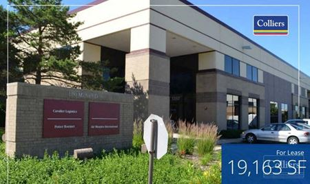 19,163 SF Available for Lease in Wood Dale - Wood Dale