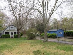 2 Units Multi Family (1) Two Bedroom House & (1) One Bedroom Cottage - East Quogue