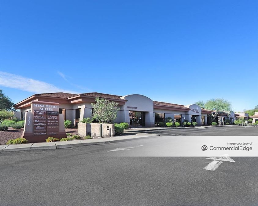 Alma Mesa Office Park