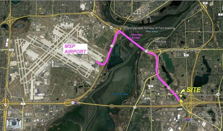 Mendota Heights Land For Sale or B.T.S.: 2.22 Acres