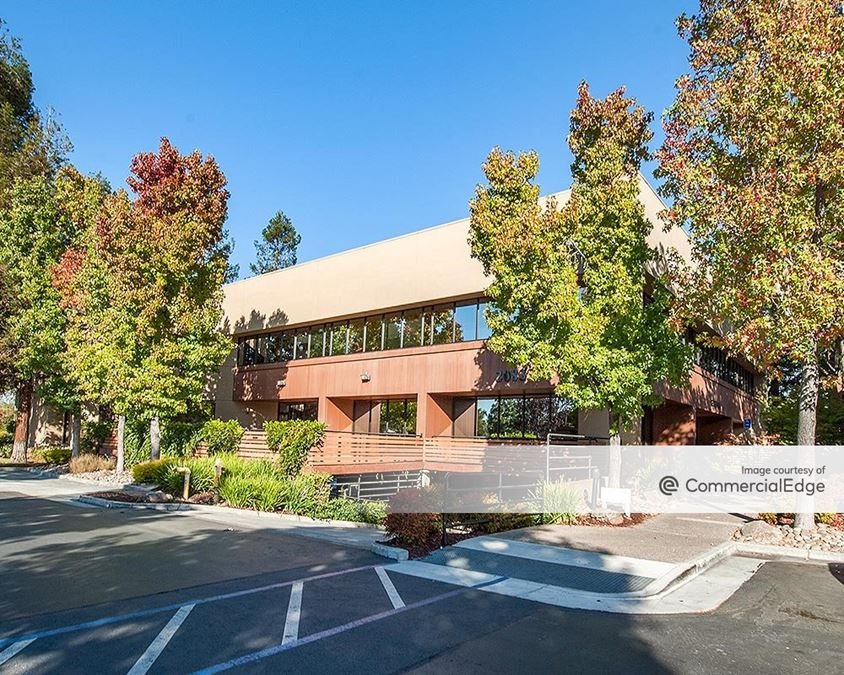 Stevens Creek Office Center