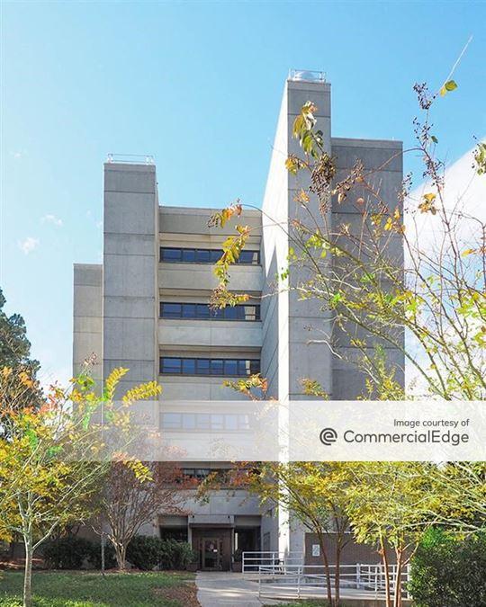 RTI International Campus - Hill Building