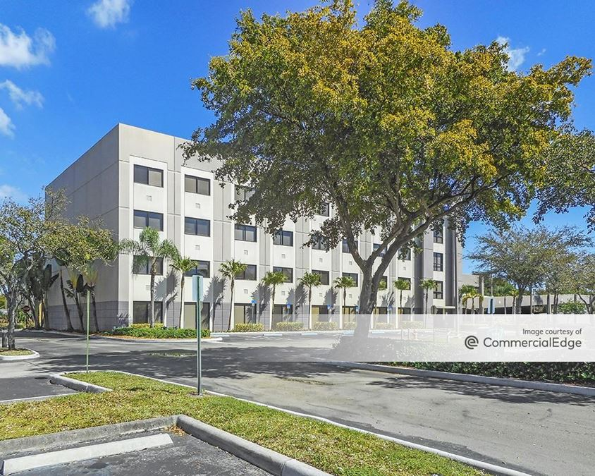 Office Park at MICC - 8095 & 8175 NW 12th Street