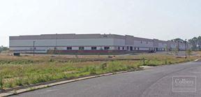 Virginia Gateway Distribution Center Bldg 3