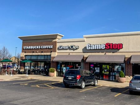 Starbucks Anchored Retail Space - Montgomery