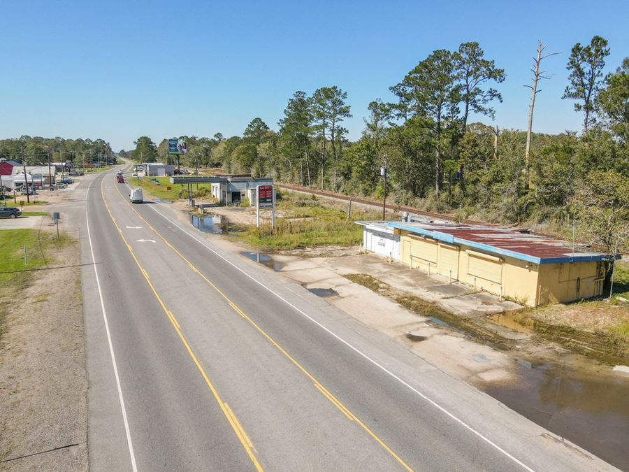 Retail Frontage on Florida Blvd with 19,107 VPD