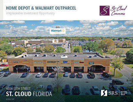 St. Cloud, FL - St. Cloud Commons - Saint Cloud