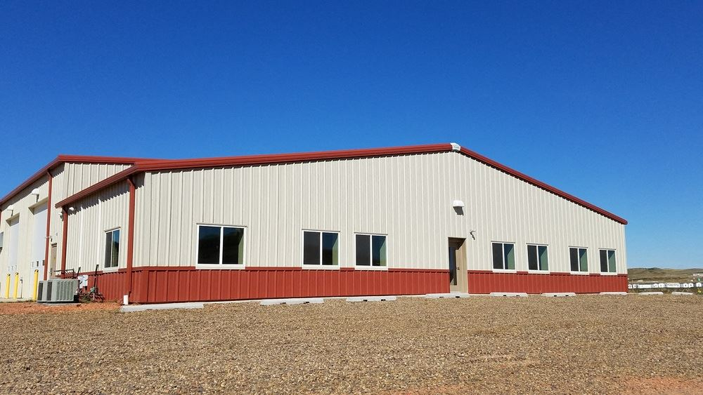 Two Shops + 16 APPROVED Mobile Homes on +/- 17 Acres In Watford City