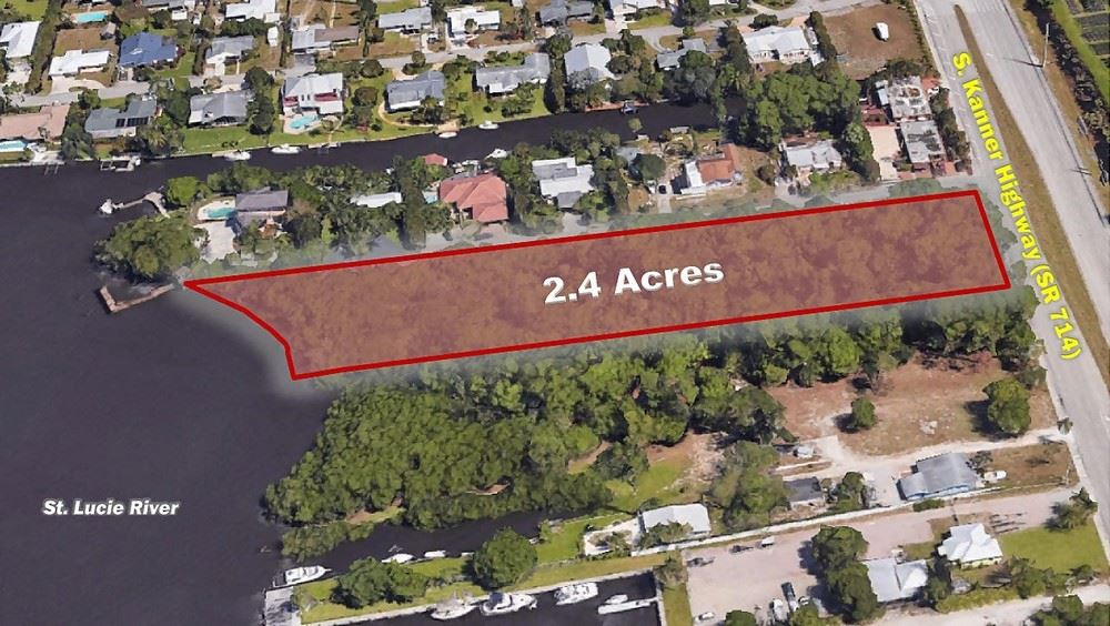 2.4 Acres of Waterfront Commercial