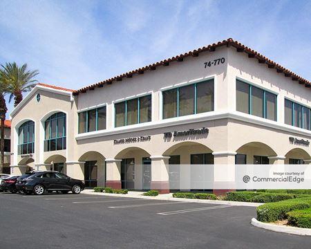 Village Professional Plaza - Indian Wells