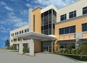 Lake Surgical Medical Office Building - Slidell