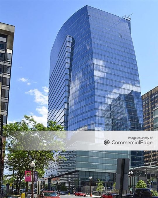 CEB Tower at Central Place