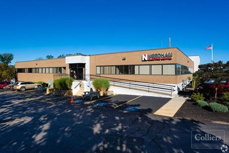 5,000 - 16,177 SF Office Space Available in Shawmut Park - Canton