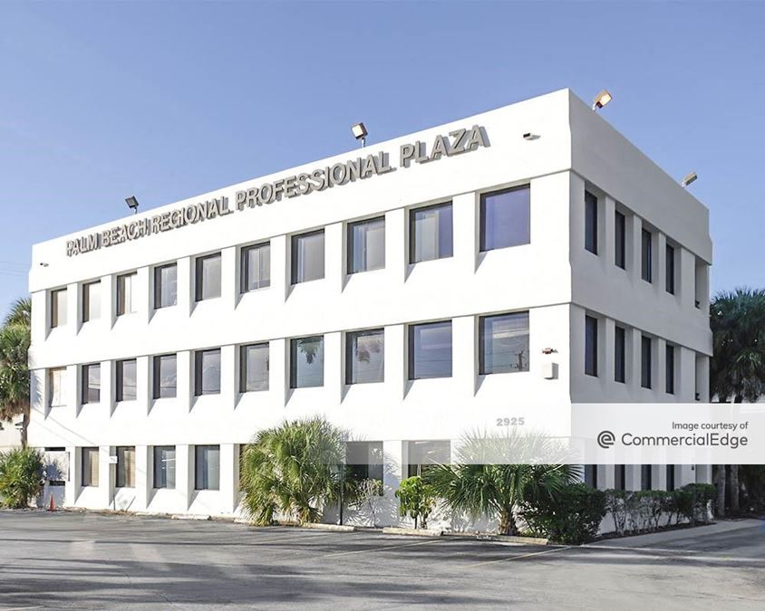 Palm Beach Regional Professional Plaza