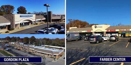 Gordon Plaza and Farber Center - Ballwin