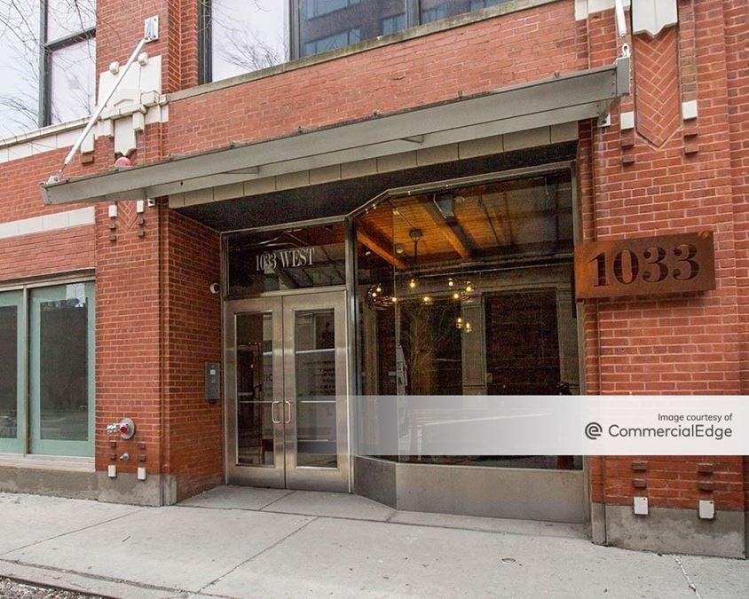1033 West Van Buren Street