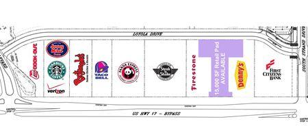 SC Myrtle Beach – Commercial Hotspot Pad Ready Site - Myrtle Beach