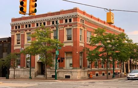 Michigan Heritage Building - Ypsilanti