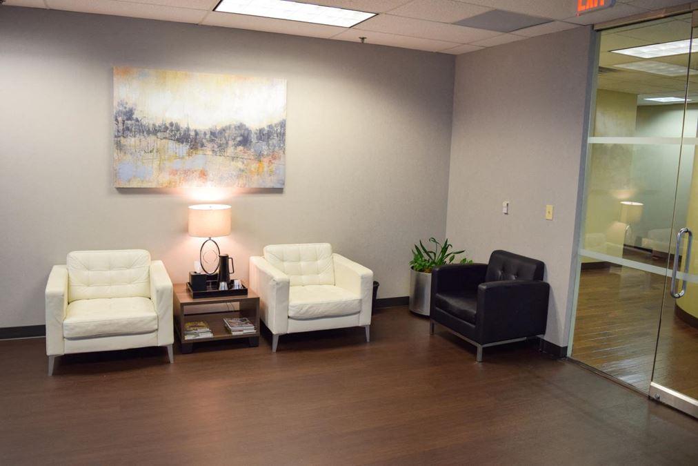 Executive Workspace | Preston Trail