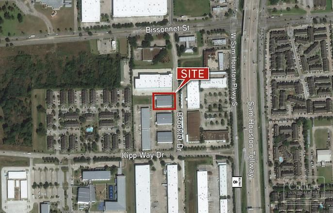 For Sale or Lease | ±22,500-SF Office/Flex Facility, Southwest Houston