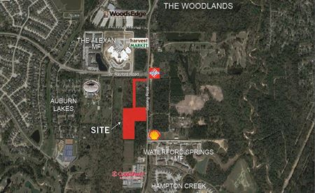 Gosling at West Rayford - 1.7 - 7.0 Acres - Spring