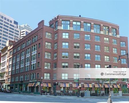 200 High Street - Boston