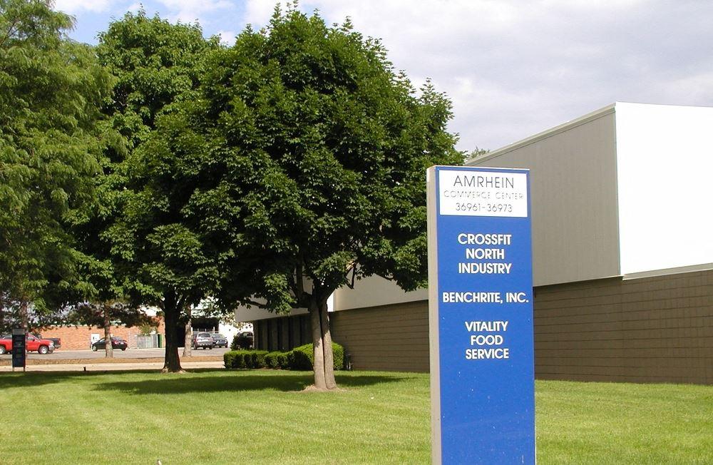 Amrhein Commerce Center