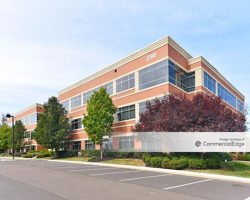 Stone Manor Corporate Center - 2600 & 2700 Kelly Road