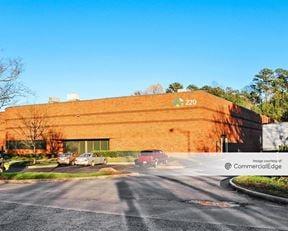 Prologis Riverside Distribution Center - 220 The Bluffs