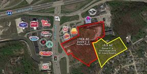 16 AC Commercial Land - Valley Park