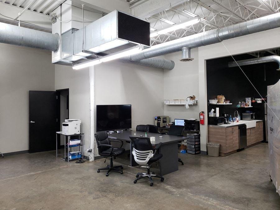 2,222 SF LOFT OFFICE FOR LEASE