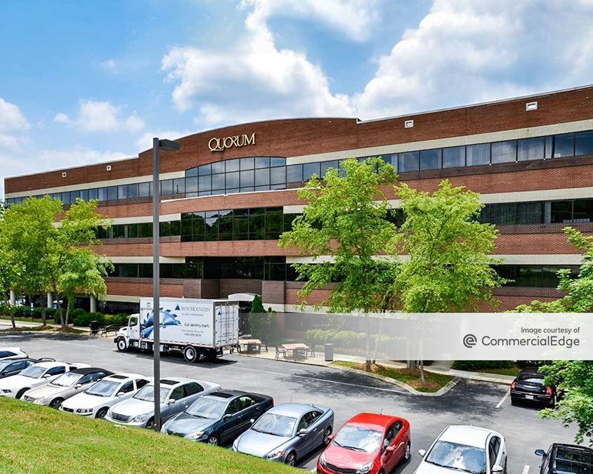 Maryland Farms Office Park - Quorum I