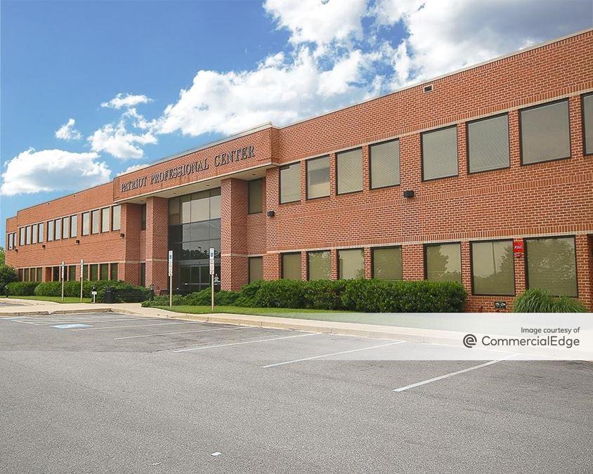Patriot Professional Center