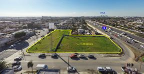 +/-1.28 Acre Lot for Sale   East Los Angeles