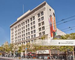 The Warfield Office Building - San Francisco