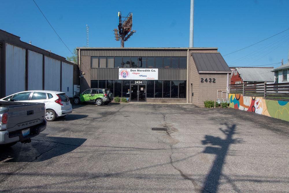Warehouse w/ Showroom For Sale!