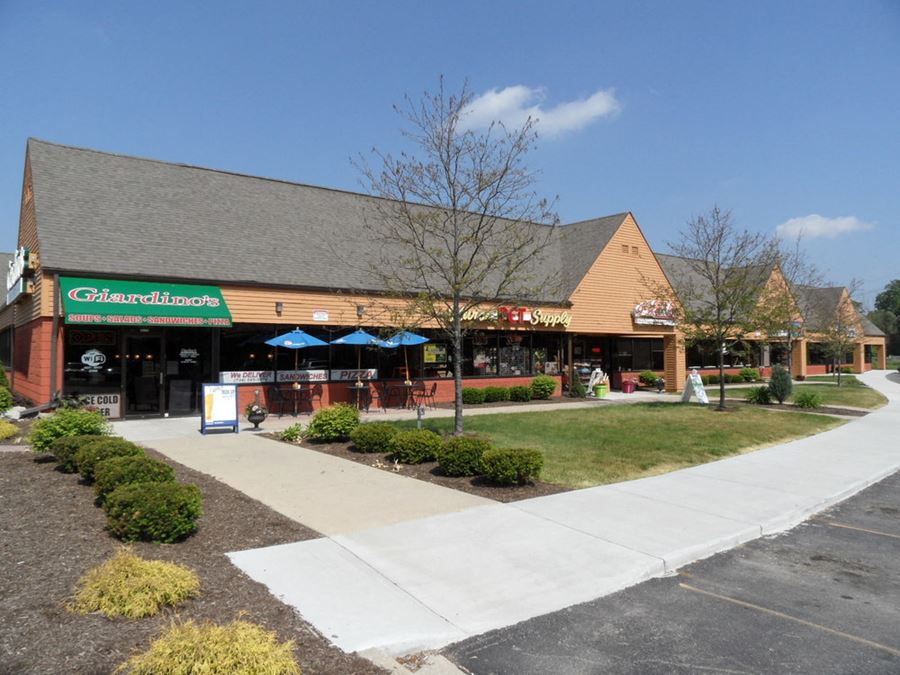 Ann Arbor Retail, Service or Office Suites for Lease