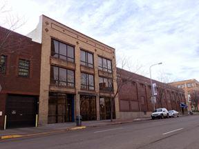 Montana Paint Building - Billings