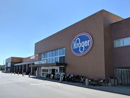 Kroger Anchored Retail Pad - Beaumont
