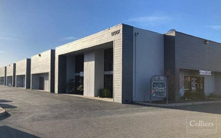 LIGHT INDUSTRIAL SPACE FOR LEASE - San Ramon
