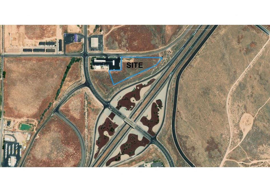 Cedar City North Main I-15 Frontage Property