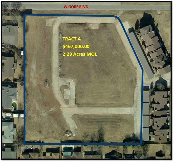 7100 SW Gore Blvd, Tract A