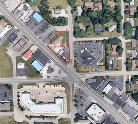 Highly Visible Redevelopment Site - Joliet