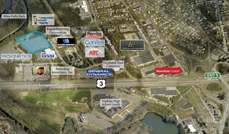 Well-Located Industrial Site - Nashua